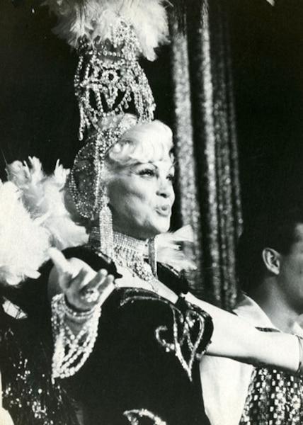 Jean Guilda en octobre 1982. Décès de Jean Guilda.