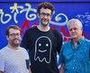 Guillaume Coutu Dumont, Vincent Lemieux et Alain Mongeau