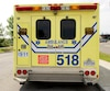 Bloc ambulance