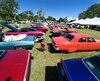 Plus de 1600 véhicules de collection, datant de 1913 à 1992, ont attiré les curieux.