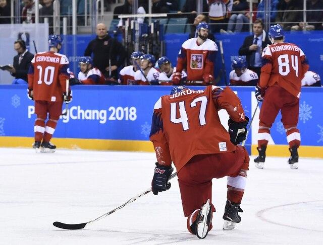 Le Canada a décroché la médaille de bronze du tournoi de hockey des Jeux olympiques de Pyeongchang.