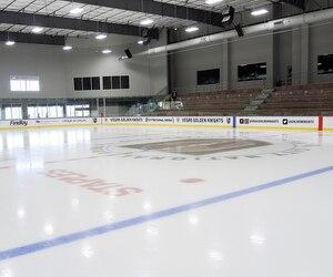 Les joueurs des Golden Knights pourront s'entraîner dans un centre de grande qualité.
