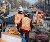 Les pertes financières sont importantes pour les commerçants du quartier Limoilou alors que la 3e Avenue est en chantier depuis le mois de juillet.