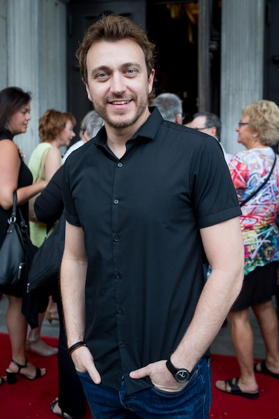 Benoît McGinnis.
