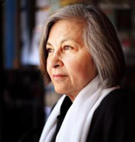 Abla Farhoud, écrivaine et féministe