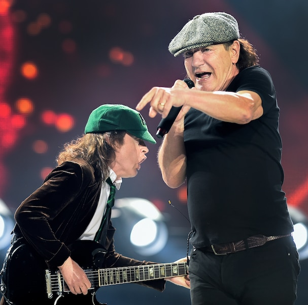 L'enfer avait élu domicile sur les plaines d'Abraham, vendredi soir, gracieuseté d'AC/DC.
