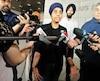 La finissante en enseignement Amrit Kaur s'est dite opposée à la loi sur la laïcité, adoptée dimanche, lors d'une conférence de presse organisée lundi par le Conseil national des musulmans canadiens et l'Association canadienne des libertés civiles.