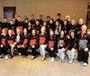 En se rendant à l'hôtel où se trouve l'administration du Championnat mondial junior de karaté à Santiago, Stéphane Rivest a observé une scène qui témoigne des manifestations, à plus de 6km où loge la délégation canadienne.