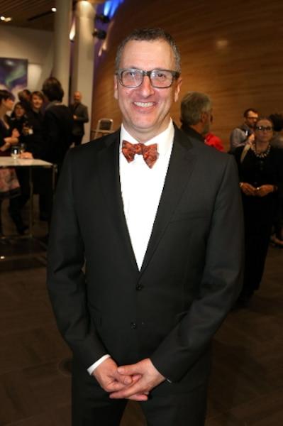 Charles-Mathieu Brunelle, directeur de Planétarium.