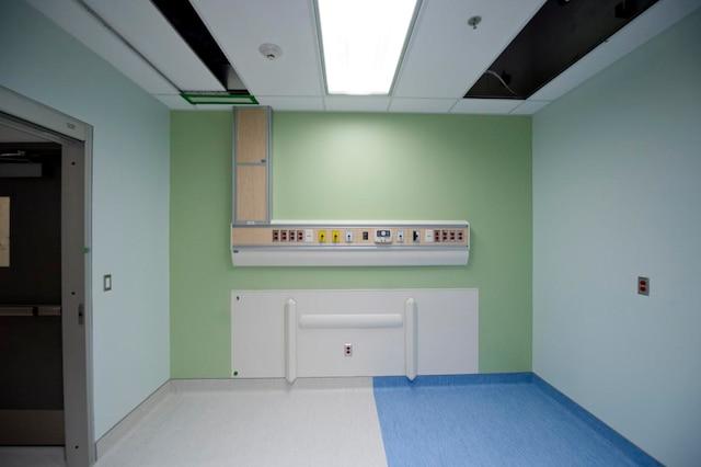À l'urgence, les patients auront des chambres individuelles.
