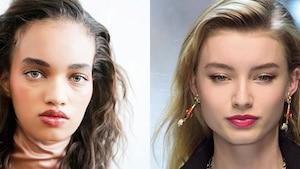 Image principale de l'article Copier le look: le maquillage romantique