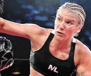 Marie-Pier Houle a battu Veronica Diaz Marin, lors du gala du 28 juin dernier au cabaret du Casino de Montréal.