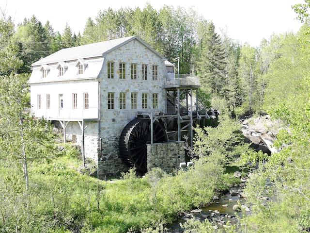 Moulin de La Lorraine.