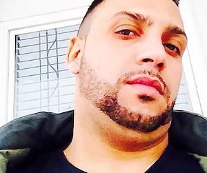 Sofiane Ghazi sera accusé mardii d'avoir poignardé sa conjointe enceinte.