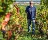 Le Québécois Pascal Marchand est devenu un producteur de vin très respecté en Bourgogne.