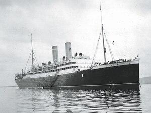 Le naufrage de l'Empress of Ireland a coûté la vie à 1012 personnes en 1914.