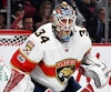 James Reimer, gardien des Panthers