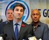 Cette décision empêchera le chef de Québec 21, Jean-François Gosselin, de participer au premier conseil de ville lundi soir prochain.