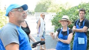 Les propos d'un citoyen ont mené à une confrontation avec des conseillers municipaux et des bénévoles du Marché.