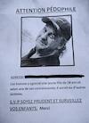 Des affiches accusant François Lavigne de pédophilie ont fait le tour de Saint-Hippolyte et des médias sociaux.
