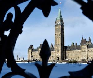 Bloc Parlement d'Ottawa