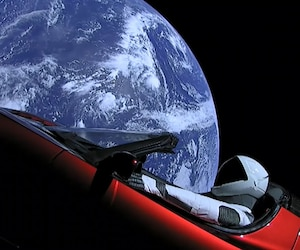 Tesla Espace