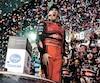 Austin Dillon ne pouvait contenir sa joie après avoir remporté la 60<sup>e</sup> présentation des 500 miles de Daytona dimanche.
