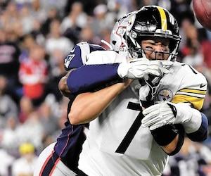 Nombreux sont les observateurs qui condamnent déjà des équipes comme les Steelers, de Ben Roethlisberger, à une longue et fatale agonie parce qu'ils ont très mal paru dimanche dernier, mais la prudence demeure de mise.