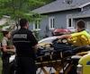 Les trois corps ont été retrouvés dans une résidence du camping naturiste du Centre-du-Québec, près de Drummondville.