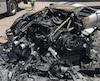 Une Ford GT flambant neuve brûle mystérieusement