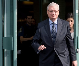 Gilles Vaillancourt, ex-maire de Laval