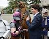 Justin Trudeau et sa passion pour la saga Star Wars font encore parler.