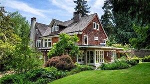 Image principale de l'article L'ancienne maison de Kurt Cobain est à vendre