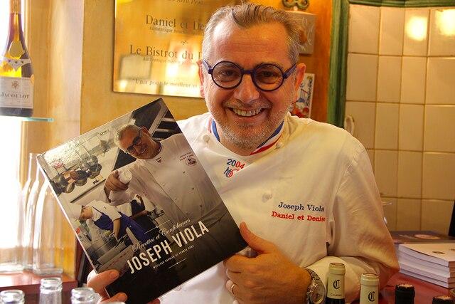 Chef Joseph Viola