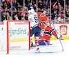 John Tavares a réglé le cas du Canadien en prolongation, samedi dernier.