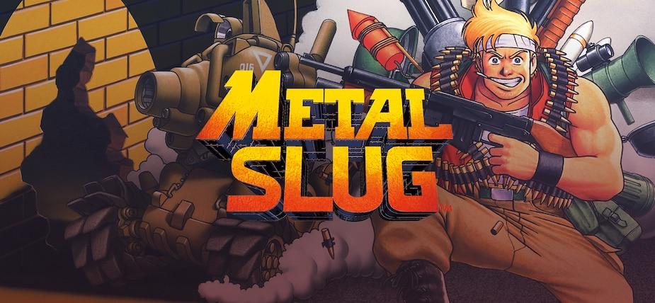 Image principale de l'article Un nouveau Metal Slug et deux nouvelles Neo Geo!?