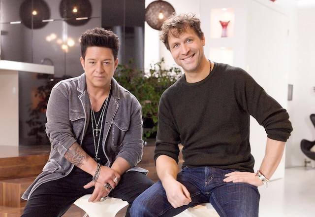 Éric Lapointe et Kevin Parent