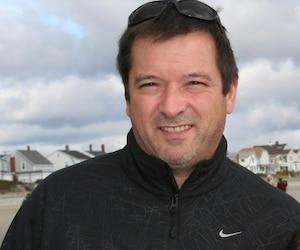 Louis Chabot, tué dans l'attentat de Ouagadougou.