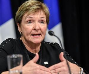 La vérificatrice générale, Guylaine Leclerc