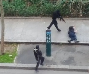 FRANCE-SHOOTING/ATTACK