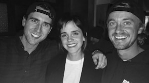 Emma Watson en couple avec un acteur de HP?