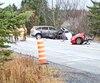 Seulement en septembre et octobre, au moins 14jeunes se sont tués sur les routes. Parmi les victimes, on retrouve Miguel Fortin, qui s'est tué le 25octobre dernier sur la route173, à Saint-Théophile, près de Saint-Georges de Beauce. Deux autres personnes, qui se trouvaient dans un deuxième véhicule, ont été blessées lors de cette collision.