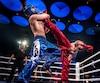Jusqu'à l'an dernier, le gouvernement québécois tolérait la pratique du kick-boxing sans la légaliser formellement.
