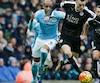 Jamie Vardy, de Leicester City, est en tête du championnat des marqueurs en Angleterre.