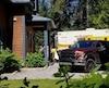 La victime a été transportée par ambulance au centre hospitalier le plus proche, où son décès sera constaté.