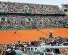 Le stade Philippe-Chatrier sera coiffé d'un toit rétractable à temps pour le tournoi de 2020.