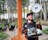 Luc Baillargeon, de Québec, se souviendra longtemps de sa sortie de pêche au lac Orignac alors qu'il a capturé ces belles truites mouchetées indigènes.