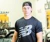 Charles Hudon a ajouté cinq livres de muscles en s'entraînant cet été au Centre Performe Plus de Boisbriand.