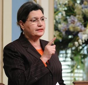 Fatima Houda-Pepin.