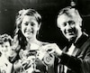 Annette Labrecque avait remporté le titre de Miss Personnalité lors du concours. En mortaise, Mme Labrecque, aujourd'hui âgée de 56 ans, vit aux États-Unis.